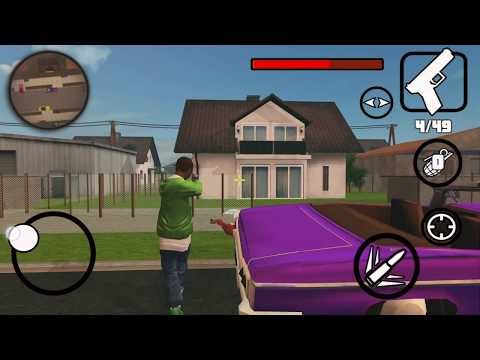🔫Grand Gang City Los Angeles🔫 | Android gameplay