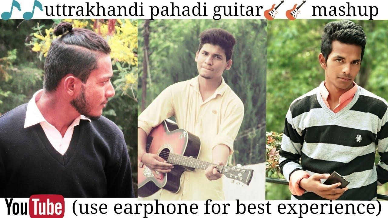 otuwa belana || gale ko galo banda || rajula malusha||by j.dpu||naveen||pankaj||pahadi guitar mashup