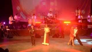 Como abeja al panal. Dancing on fire. Centro Cultural Rimac - Boulevard de Asia