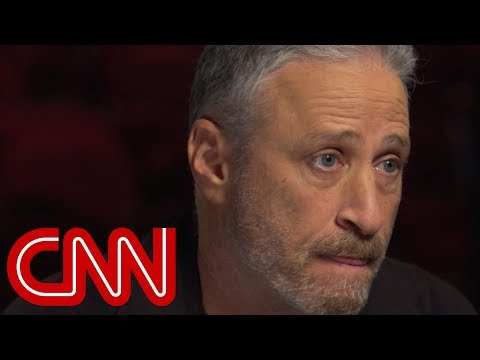 Jon Stewart says the President is attacking journalists ego