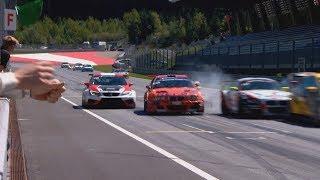 Supercar Challenge (Supersport) 2017. Race 2 Red Bull Ring. Crash