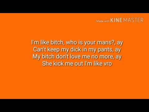 """XXXTentacion """"Look At Me"""" Lyrics"""