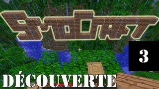 (Découverte) Minecraft JOUR3 Premier élevage de bétail