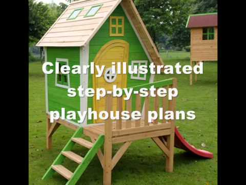 how to build a playhouse from scratch building a