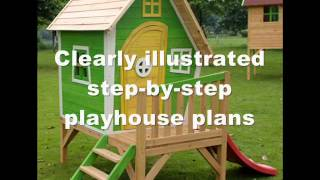 How To Build A Playhouse From Scratch | Building A Playhouse