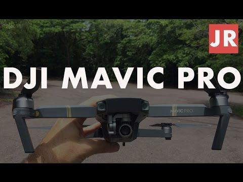 J'ai reçu mon drone DJI Mavic Pro !