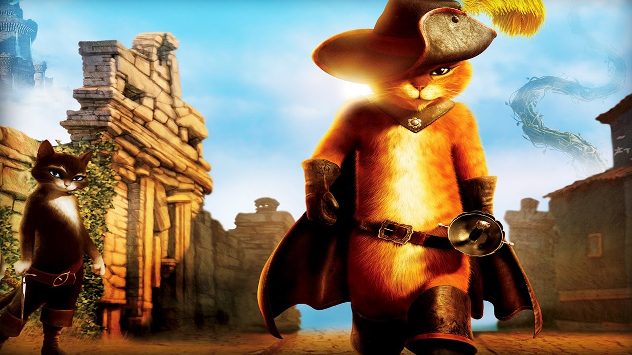 puss in boots - game movie hd ( all cinematics and cutscenes ) - youtube