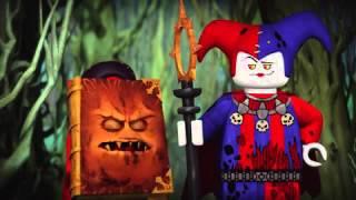 lego nexo knights zły Jestro... bardzo,bardzo zły