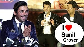 Sunil Grover's SHOCKING Reaction To What Kapil Sharma Told Media At Firangi Trailer Launch