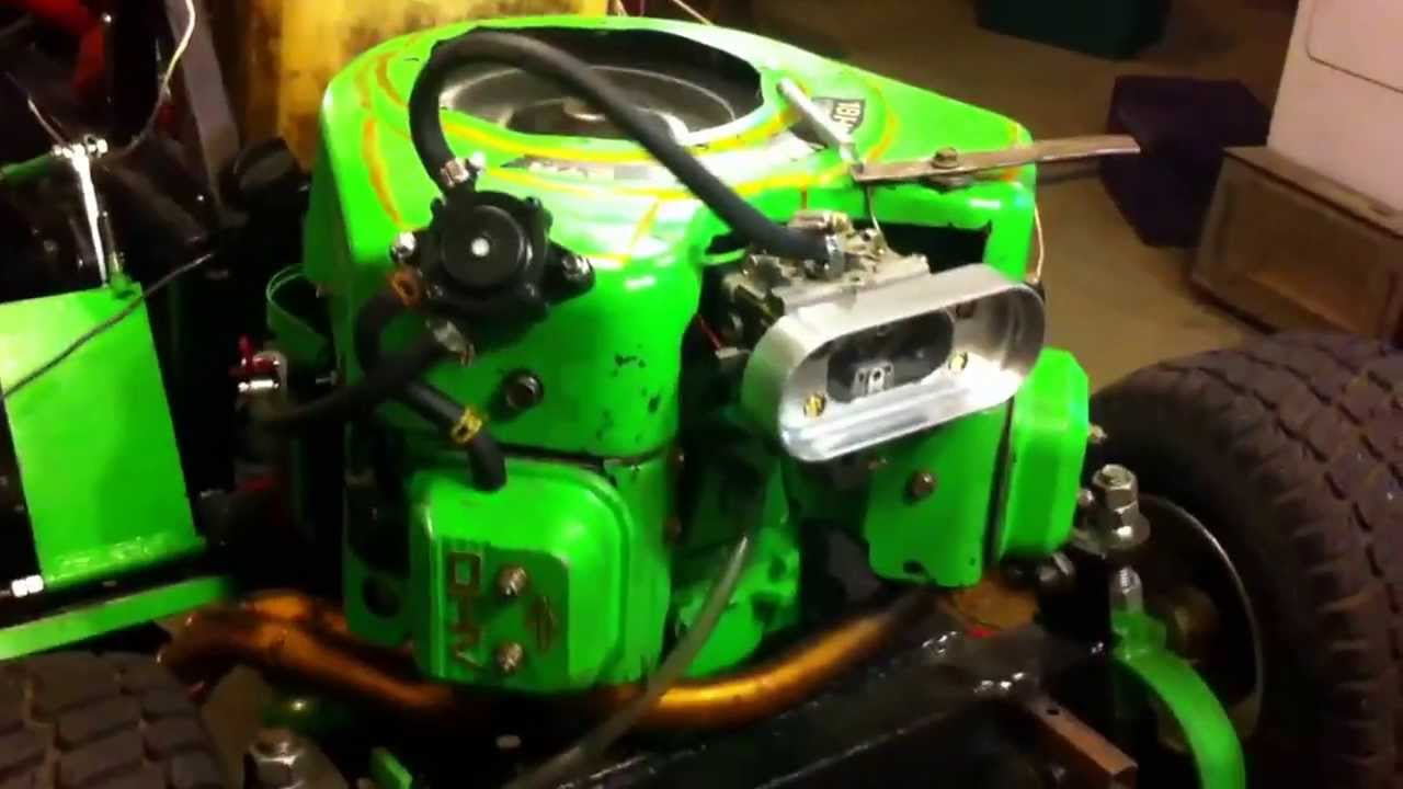 Lawn Mower Racing >> 45hp racing lawn mower engine for my Bp for uslmra nelmra ...
