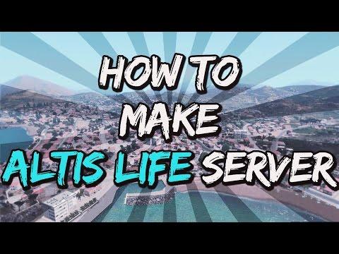 Tutorial: Install Altis Life 4 4 #1 Mission File, MYSQL, RCON