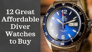 Best Diver Watches Under $300 | Best Diver Watches (2018)