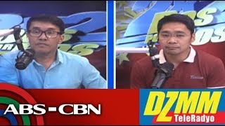 DZMM TeleRadyo: Macalintal: Bongbong Marcos' allegations are 'fake news' (2)