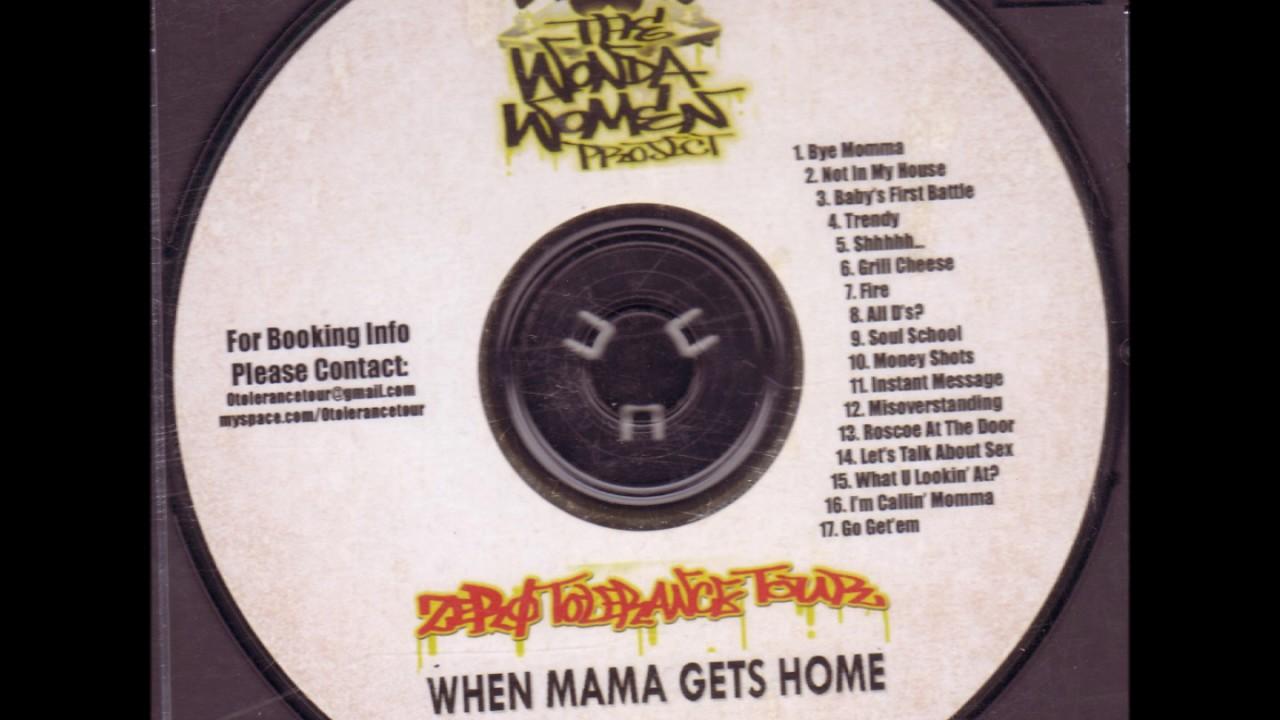 "Download The Wonda Women Project ""Go get em"" Private Press Chicago Hip Hop"
