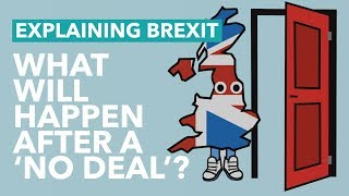 What Will Happen To The UK After a No Deal? - Brexit Explained