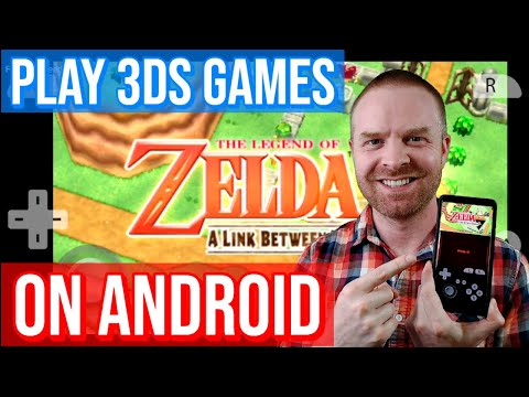 How To Play 3DS On Android: The Best 3DS Emulator For Android - Citra **UPDATED**
