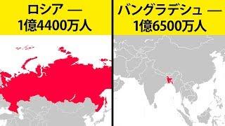 数字で見る世界の14の事実 thumbnail