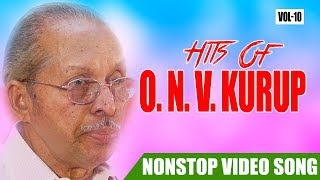 O N V Kuruppu Hits Vol 10 Malayalam Non Stop Movie Songs K. J. Yesudas,Sujatha,K. S. Chithra