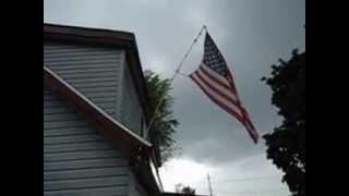 Thunderstorm Clouds 528Hz Meditation Sounds To Break Up Rain falls, Winds Fort Erie