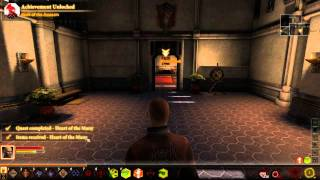 Dragon Age 2: Mark of the Assassin DLC Playthrough on Nightmare - part 26 [final] Ending
