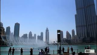 Biggest Fountain Ever - SAMA DUBAI 1.30PM 12 may 2013
