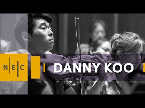 Danny Koo: A Story of NEC Scholarship