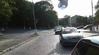 видео Патріотичний автопробіг
