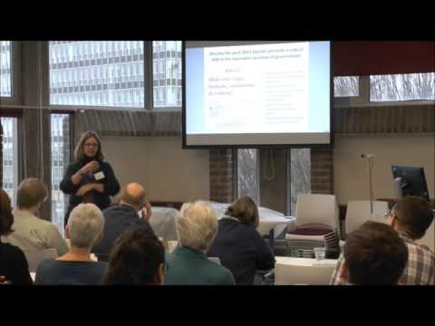Professor Susan Parnell keynote speech at USP Sheffield