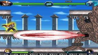 All Goku Forms Bleach Vs Naruto 3 3 Modded