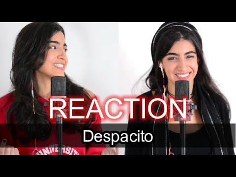 Despacito messy Mashup Reaction (Shape of You, Faded, Treat you Better) - Luciana Zogbi 2017 Cover