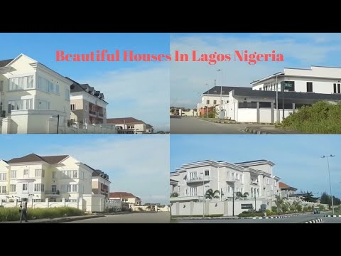 Beautiful Houses In Lagos Nigeria