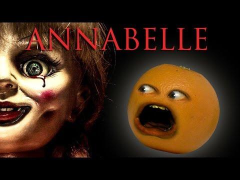 Annoying Orange - ANNABELLE TRAILER...