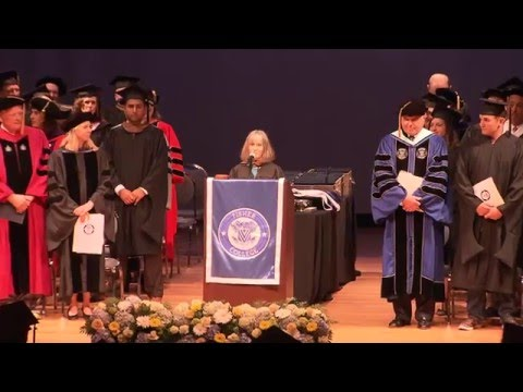 Fisher College Commencement 2016