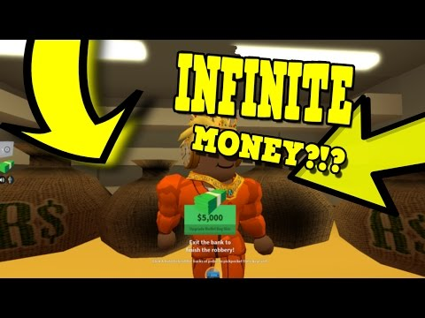 HOW TO GET INFINITE MONEY ON JAILBREAK | ROBLOX