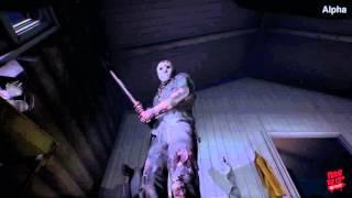 ПЕРВЫЙ РОЛИК  Пятница 13-ое ( FRIDAY THE 13th The Game ( PS4 ⁄ Xbox One)