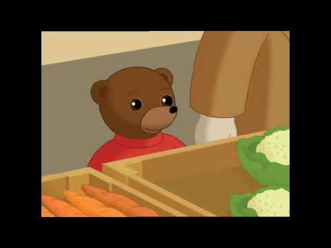 Petit Ours Brun se perd au marché - Petit Ours Brun
