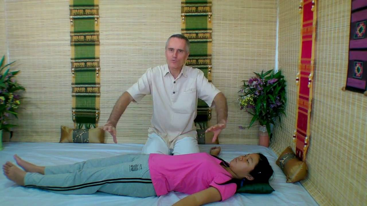 Abdominal Bliss Massage - YouTube