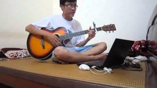 (Tạ Quang Thắng) Tiến Về Hà Nội - Guitar Cover