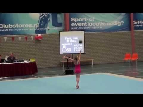 Baloefening Valerie Manche Vogel 2013-2014