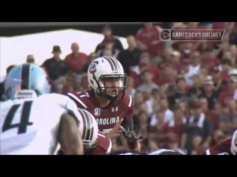 highlights:-south-carolina-football-vs.-unc---2013