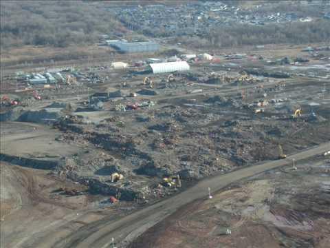 World Trade Center Disaster Fresh Kills Forensic Site 25 January 2002