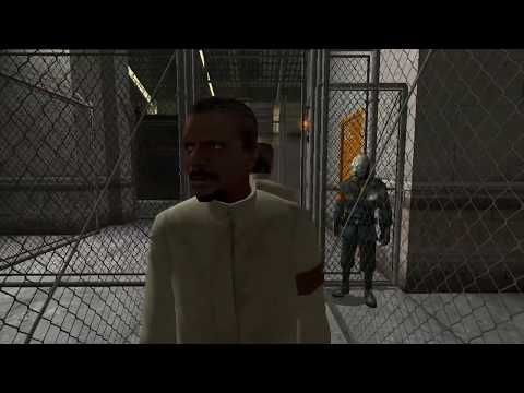 Point Insertion Part 1 (Half-Life 2: 2003 Pre-Retail Era Beta Walkthrough)