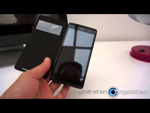 hands On Acer Liquid Z500 smartphone Android