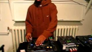 DJ SMALLZ Vocal Grime Set!! Part 1 D.A.N TV