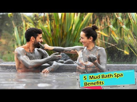 5 Top Mud Bath Spa Benefits You Wouldn't Want To Give A Miss