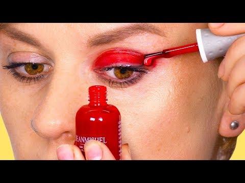 33 unglaublich GENIALE Makeup  und Beauty Tricks zum Ausprobieren
