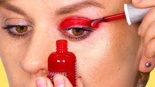 30 unglaublich GENIALE Makeup  und Beauty Tricks zum Ausprobieren
