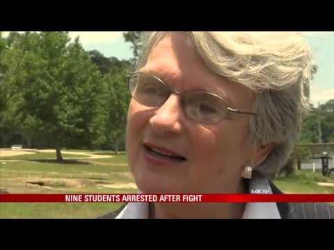 Resource Officer Injured Breaking Up Brawl At Murphy High School