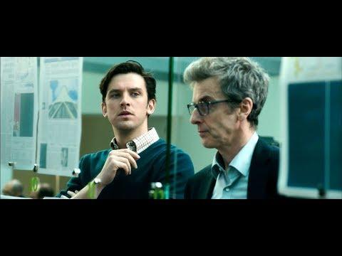 THE FIFTH ESTATE with  Benedict Cumberbatch, Daniel Brühl & Dan Stevens 2013