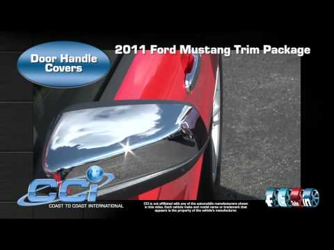 Ford Mustang 2011 Trim Package